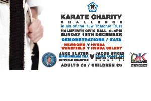 Karate charity challenge