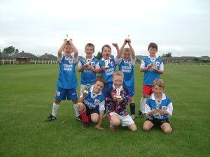 Under 7 Penistone Winners July 2003